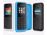 NEW Nokia 105 Dual Sim Unlocked