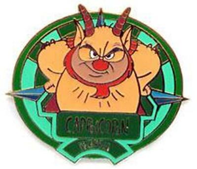 PHIL The GOAT Hercules ZODIAC SERIES December CAPRICORN 2001 LE Disney PIN POM