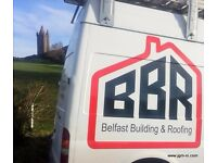 Flat Roofing, Pointing, Chimney Repairs, All Roof Repairs for Belfast Bangor Holywood Finaghy