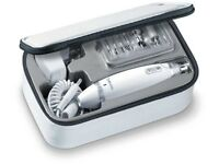 Beurer MP62 professional manicure pedicure kit