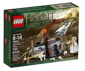 LEGO The Hobbit - Witch-king Battle Sets 79015 NEW IN BOX