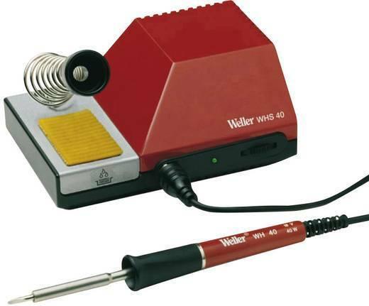 Weller Lötstation Löten Lötgerät Analog 40 W -  WHS40 +200 bis +450 °C - NEU