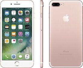 iPhone 7 32gb rose gold , perfect condition no scratches can be seen before , EE network