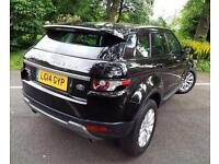 2014 Land Rover Range Rover Evoque 2.2 SD4 Pure 5 door [Tech Pack] Diesel Hatchb