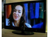 "Samsung 50"" plasma HD tv"