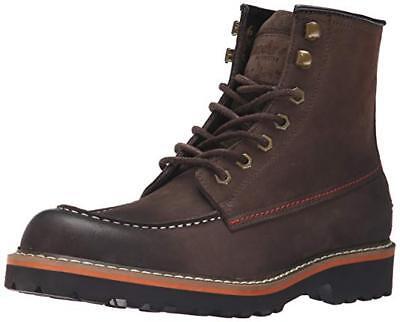 Hawke & Co Men's Harrison Water Resistant Work Boot Size 11 Brown - Hawk Work Boots