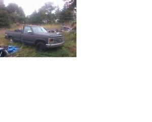 1990 Chevrolet C/K Pickup 1500 Pickup Truck