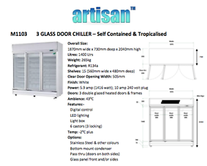 Commercial Fridges Kincumber South Gosford Area Preview