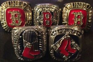 Brand New World Series Rings