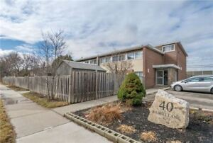 Beautifully Renovated 3Bdrm Townhouse