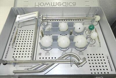 Howmedica Acetabular Instruments Trials