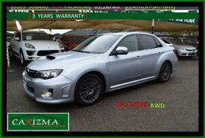 2013 Subaru WRX MY13 Premium (AWD) Silver 5 Speed Manual Sedan Seven Hills Blacktown Area Preview