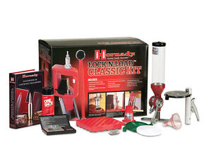 Hornady Lock 'N' Load Classic Reloading Kit, 85006, MADE IN THE USA - RRP $795!