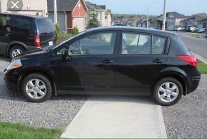 Black Nissan Versa for sale new price ! SOLD