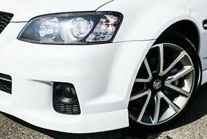 2011 Holden Commodore White Sports Automatic Sedan Dandenong Greater Dandenong Preview