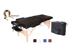 Table de massage a partir de$105 Chaise Coiffure a partir de$199