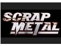 FREE SCRAP METAL COLLECTION ALL AREAS COVERED HOME OR BUSINESS card and vans wanted