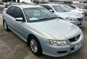 2006 Holden Commodore VZ Acclaim Silver Beige 4 Speed Automatic Sedan Dandenong Greater Dandenong Preview