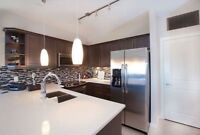STUNNING *BRAND NEW* - KINCORA NW - LOW CONDO FEES!