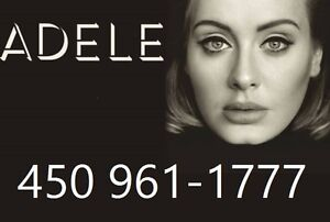 ADELE 30 SEPTEMBRE : SECTION CLUB !!!