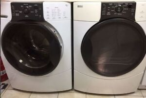 HE3 Kenmore Washer and HE4 GAS dryer