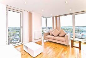 17TH floor apartment,Balcony,Views,Deptford Bridge access Canary Wharf City London Tower Bridge E14