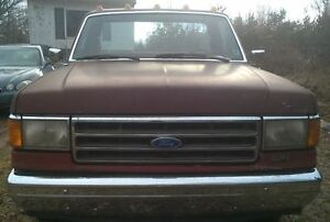 1989 Ford F-150 custom Pickup Truck