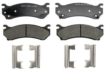 Semi Metallic Disc Brake Pad fits 2003-2009 Hummer H2  ACDELCO PROFESSIONAL BRAK