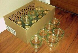 XMAS TABLE DECORATION IDEAS 45 identical Glass Ramekins