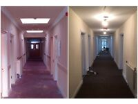 Painting & Decorating/General builder/Handymen services/Heating/Plumbing/Tiling/Bathroom fitting