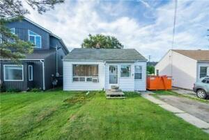 Well Maintained Three Bedroom, One Bathroom Home!