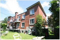 """MANOIR"""" Condo Furnished or not, 1.2km to Concordia Exquiste area"""