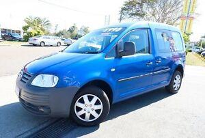 2007 Volkswagen Caddy 2K Wagon Life SWB Blue 5 Speed Manual Wagon Woodridge Logan Area Preview
