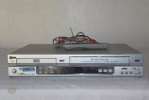LG COMBO DVD PLAYER / VIDEO VHS CASSETTE TAPE RECORDER No: V782W Bexley Rockdale Area Preview