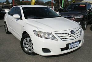 2009 Toyota Camry ACV40R MY10 Altise White 5 Speed Automatic Sedan Bellevue Swan Area Preview