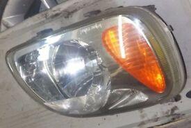 Nissan Micra O/S Headlight (2001)