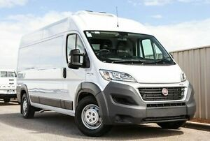 2017 Fiat Ducato Series 6 Mid Roof LWB Comfort-matic White 6 Speed Sports Automatic Single Clutch Wangara Wanneroo Area Preview