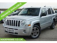 JEEP PATRIOT 2.4 LIMITED 5D 170BHP 1 FORMER KEEPER FROM NEW + AUTOMATIC