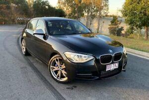 2013 BMW 1 Series F20 M135i Steptronic Black 8 Speed Sports Automatic Hatchback Darra Brisbane South West Preview