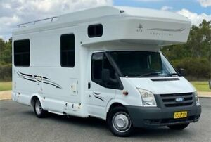 2011 Ford TRANSIT KEA DREAMTIME White Motor Home Cannington Canning Area Preview
