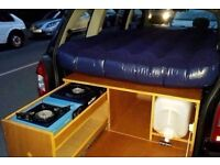Camper box £80