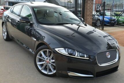2014 Jaguar XF X250 MY14 S Luxury Grey 8 Speed Auto Seq Sportshift Sedan Pearce Woden Valley Preview