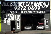All BUDGET CAR RENTALS Moonee Ponds Moonee Valley Preview