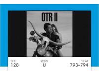 Jay-Z & Beyonce Tickets