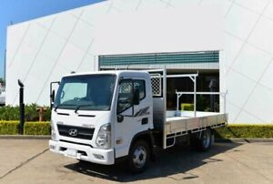 2020 HYUNDAI MIGHTY EX6 - Tray - Tray Dropside - SN#1115 Acacia Ridge Brisbane South West Preview