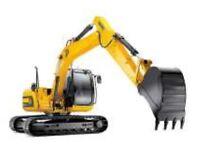 Experienced 360 excavator operator looking for temp work in Cornwall