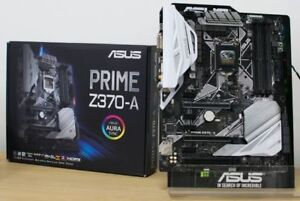 Z370 System Components