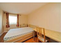Three bedroom flatshare bed flat close to Edinburgh University's central campus.