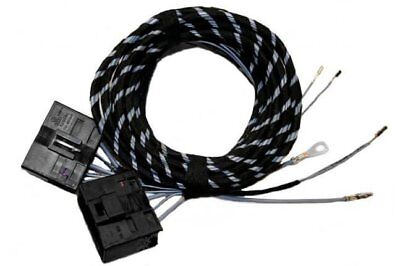 Original Kufatec Cable Loom for Electric Seat Adjustment For Audi A3 8P