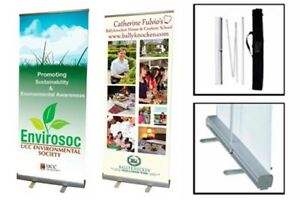 Wedding & Event Backdrops, Trade Show Banners roll up banner